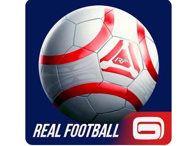 تحميل لعبة كرة القدم Real Football تحديث الدوري العالمي للاندرويد والايفون