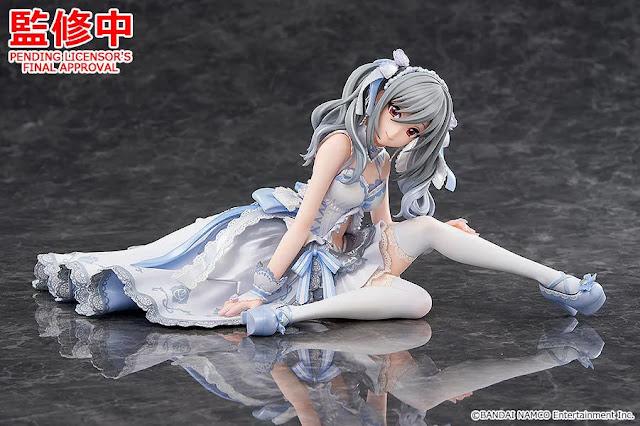 THE IDOLM@STER CINDERELLA GIRLS 1/7 Scale Figure Ranko Kanzaki
