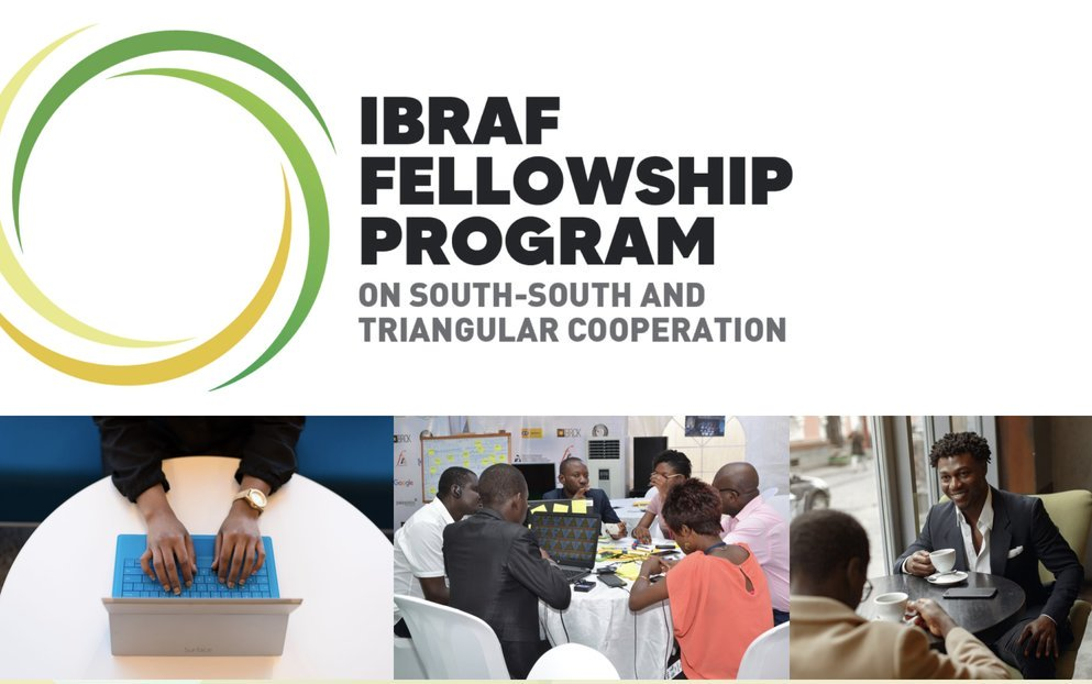 Brazil Africa Institute (IBRAF) Fellowship Program on South-South and Triangular Cooperation 2021