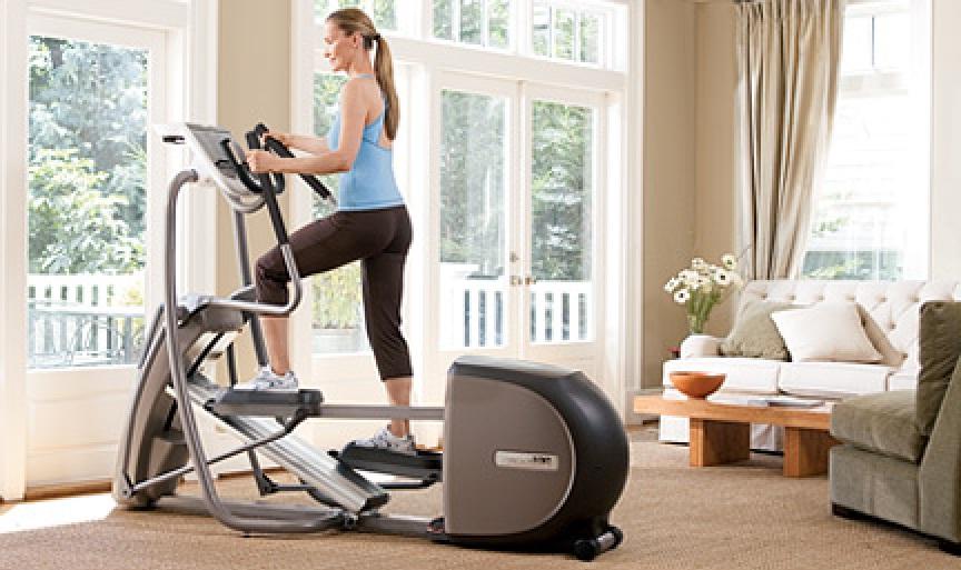 home elliptical machine