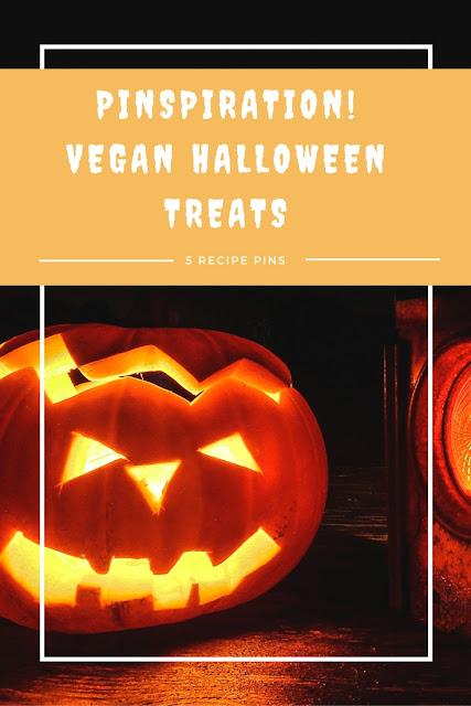 Pinspiration - Vegan Halloween Treats