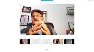 लोक अभियोजन अधिकारियों को दिया गया सोशल मीडिया पर प्रचार-प्रसार का प्रशिक्षण
