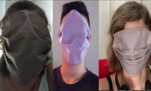 Συγκρίναμε την άθλια μάσκα του κράτους που δόθηκε στα παιδιά μας με μία ελληνικής κατασκευής σωστή μάσκα - Δείτε τα αποτελέσματα
