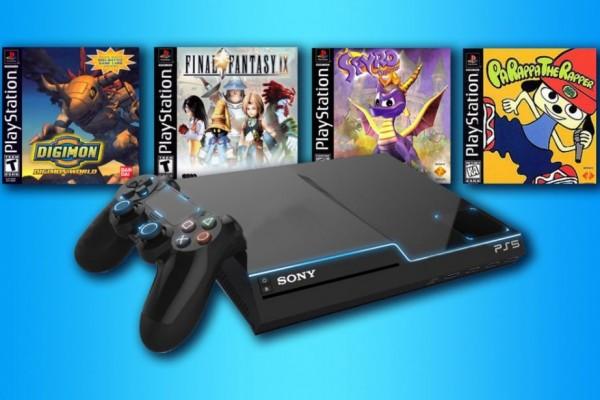 Sebanyak 4.000 Judul Game PS4 Akan Dapat Dimainkan di PS5