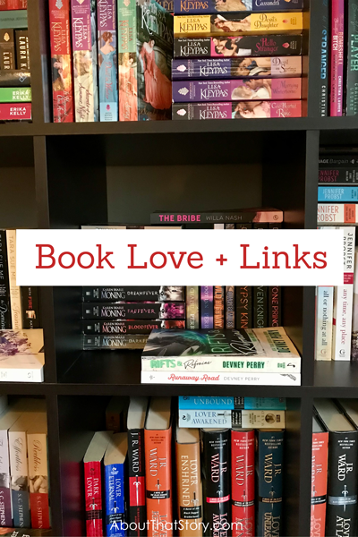 Book Love + Links: Nov. 28, 2020 | About That Story