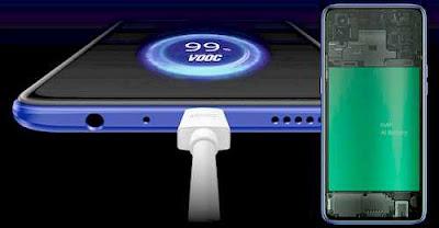 Teknologi VOOC charge OPPO di Realme