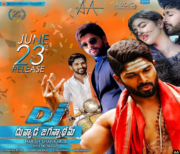 dj south movie in hindi 480p download