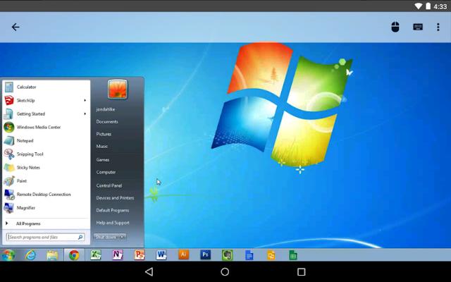 تنزيل تطبيق Chrome Remote Desktop %E2%80%8F%D8%B3%D8%B