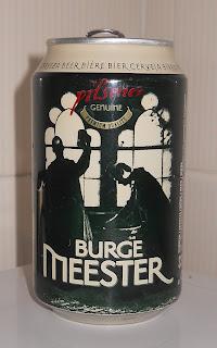 cerveza burge meester