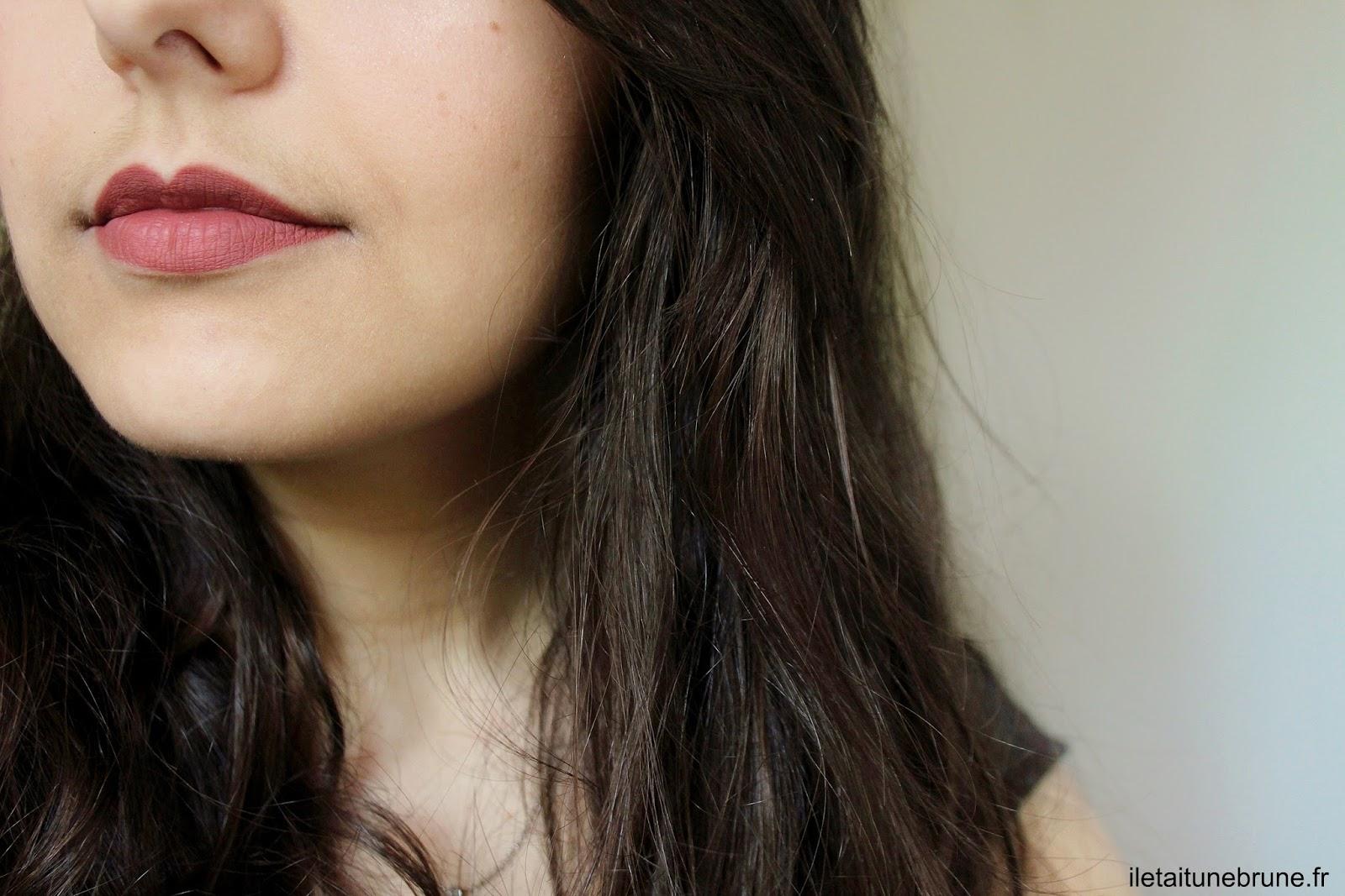 swatch everlasting liquid lipstick lolita kat von d