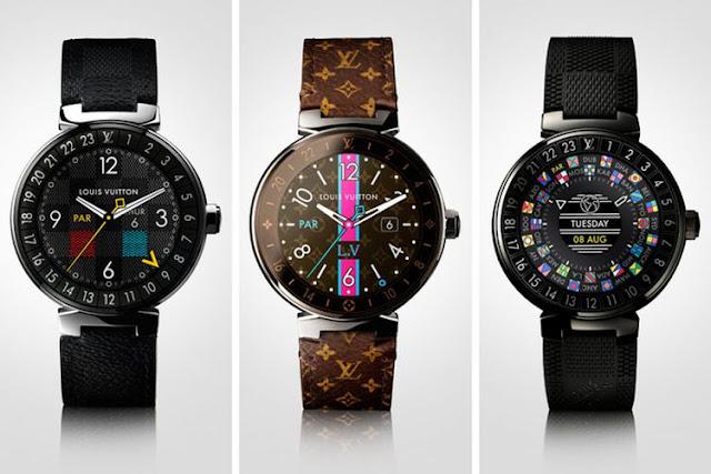 jam tangan pintar berbarsis android