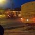 Três ônibus universitários de Santa Quitéria são apreendidos pela PRF em Sobral