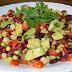 Mexican Bean Salad/Gluten-Free