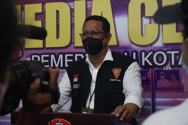 Joy Adriaansz Ungkap Kota Ambon Masuk Zona Kuning Akibat Skor Pengendalian Meningkat.lelemuku.com.jpg