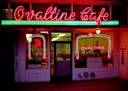 The Ovaltine Cafe - History gets a Second Chance