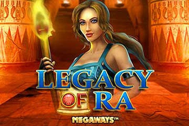 ULASAN SLOT LEGACY OF RA MEGAWAYS (BLUEPRINT GAMING)