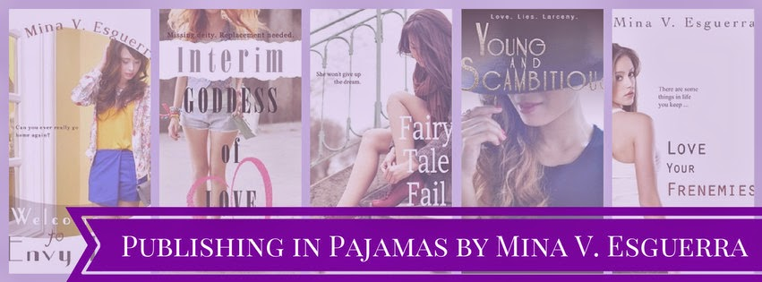 Publishing in Pajamas by Mina V. Esguerra