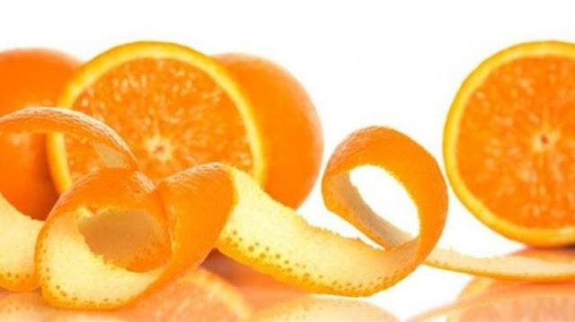 Ini Manfaat Dari Komsumsi Kulit Jeruk (Orange Peel) Untuk Kesehatan