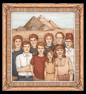 La famiglia Weasley