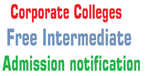 AP Corporate Colleges Free Inter Admissions notification 2016 Free Inter Admissions into AP Corporate Colleges 2016/2016/05/ap-corporate-colleges-free-inter-admissions-notification-2016.html