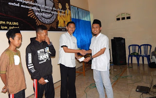Tiga Jagoan Nulis dari Perguruan Muhammadiyah Pulung