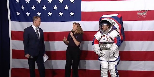NASA's new Artemis spacesuits make it easier for astronauts of all sizes to move on the Moon - rictasblog.com