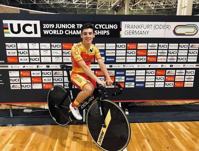 JAVIER SERRANO - Las 31 preguntas de Puro Ciclismo