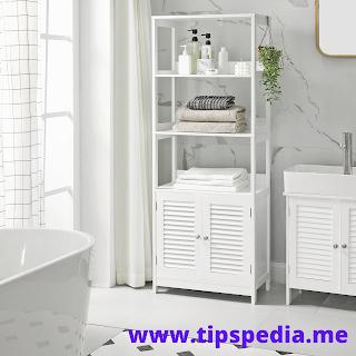 Vasagle Bathroom Cabinet