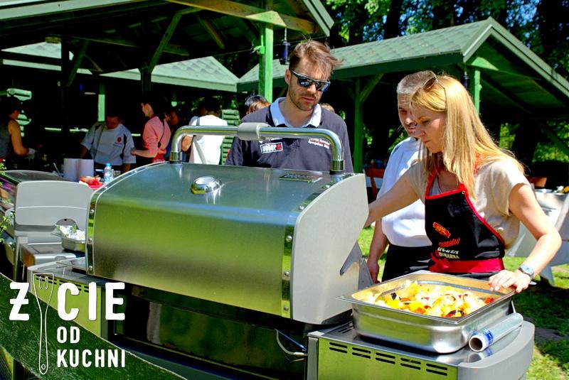grill weber, weber, grillowanie, warsztaty kulinarne, akademia smaku, sokolow, uczta qulinarna, zycie od kuchni, kukbuk