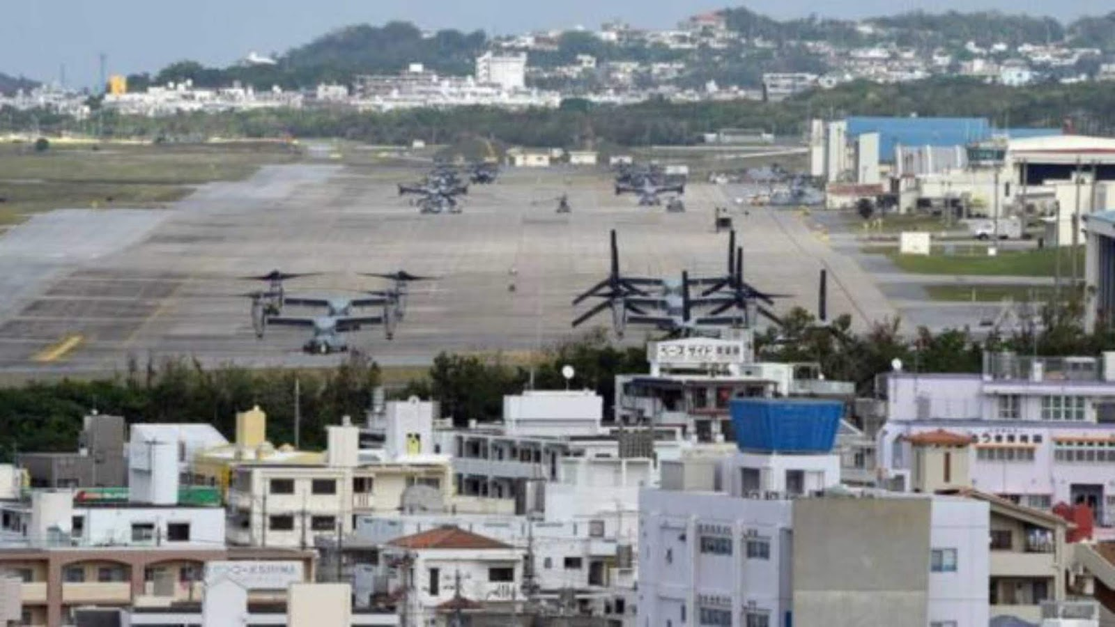 Jepang akan melanjutkan pembuatan pangkalan AS meski warganya menentang
