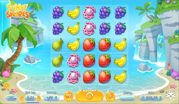 Main Gratis Slot Indonesia - Sunny Shores Yggdrasil