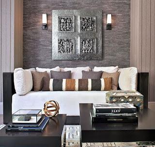 ideas de cuadros para sofas