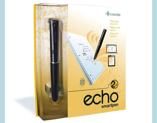 Livescribe Echo Smartpen in-the-box