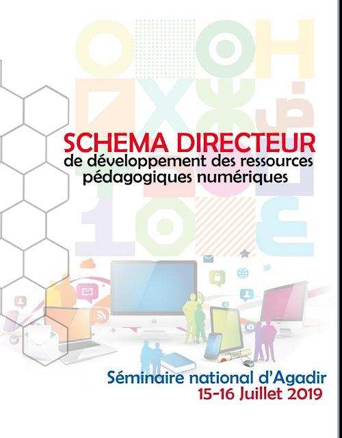 Schéma directeur de développement des ressources pédagogiques numériques