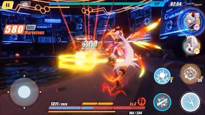 Honkai Impact 3 Gameplay