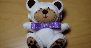 boneka dari kain flanel