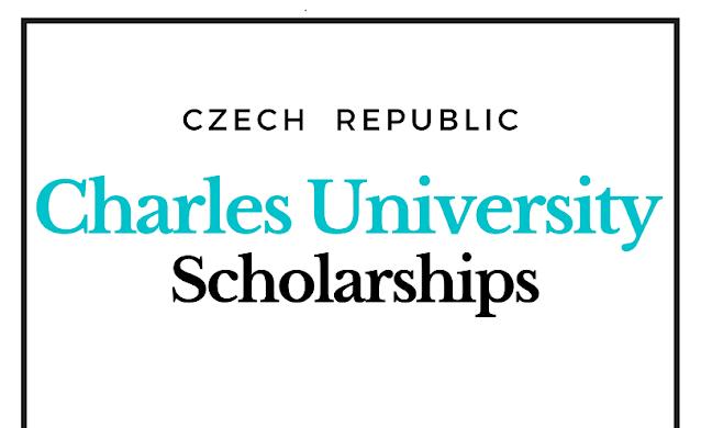 منحة جامعة تشارلز الممولة بدراسة البكالوريوس والماجستير والدكتوراه في دولة التشيك برسم سنة 2021 - 2022