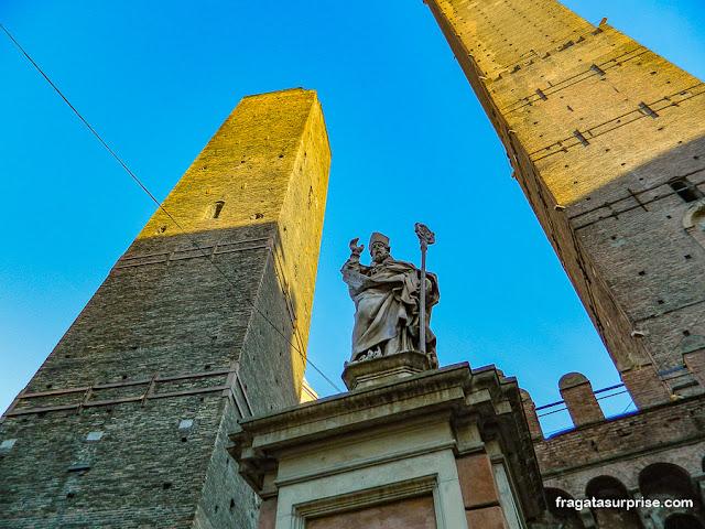 Torres de Bolonha, Itália