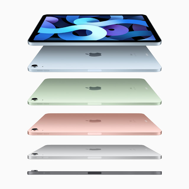 Apple unveils all-new iPad Air