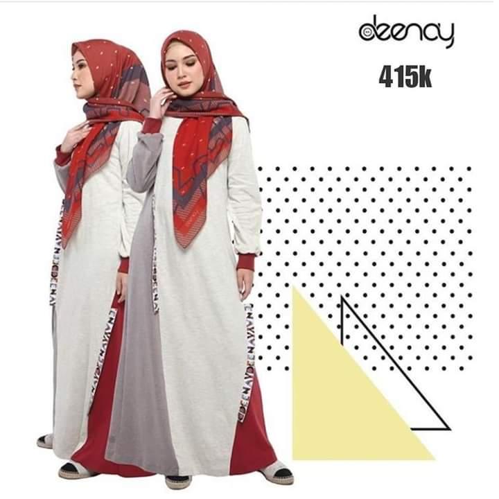 Koleksy Deenay Style Terbaru Dress