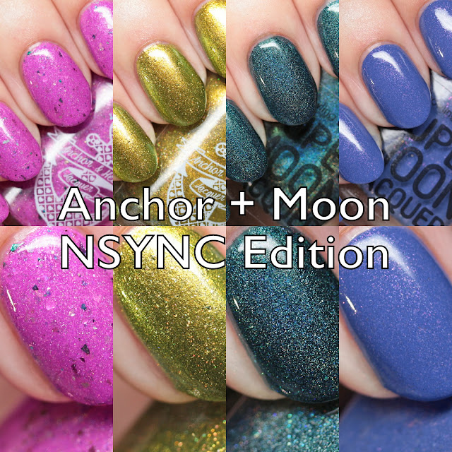 Anchor + Moon NSYNC Edition