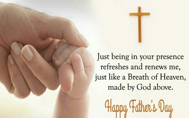 fathers day wishing image