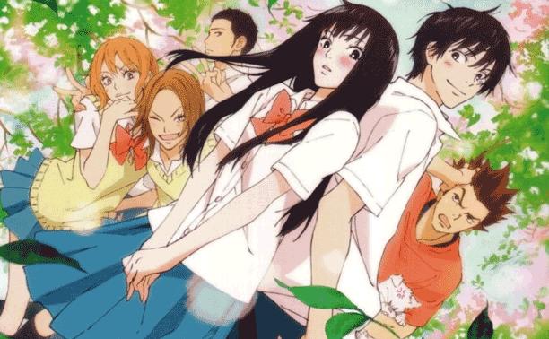 Kimi ni Todoke - Daftar Anime Romance School Terbaik Sepanjang Masa