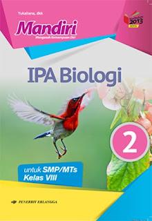 Mandiri Ipa Biologi Smp Jl.2 Kls.Viii/K13N