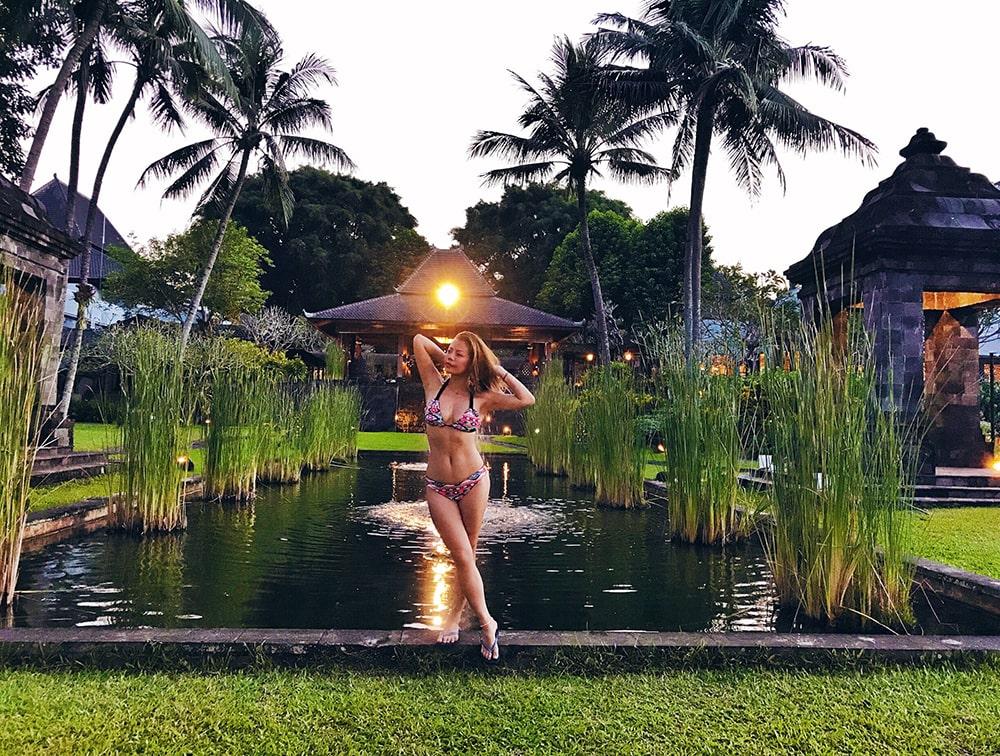 Crystal Phuong- What to do in Yogyakarta-  Hyatt Regency Yogyakarta