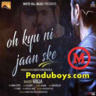 Oh Kyu Ni Jaan Ske Ninja Mp3 Video free Download