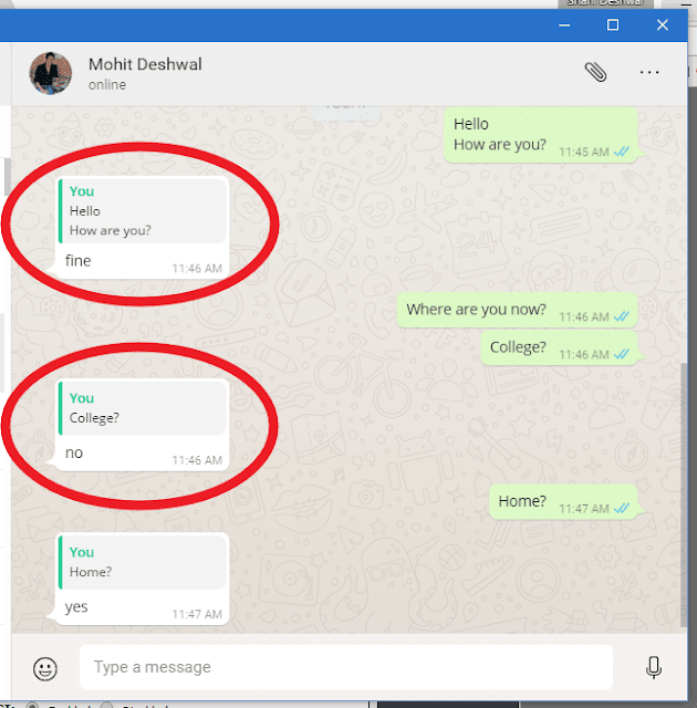 How To Use 'Reply' Feature on WhatsApp / Reply To a Specific Message on WhatsApp