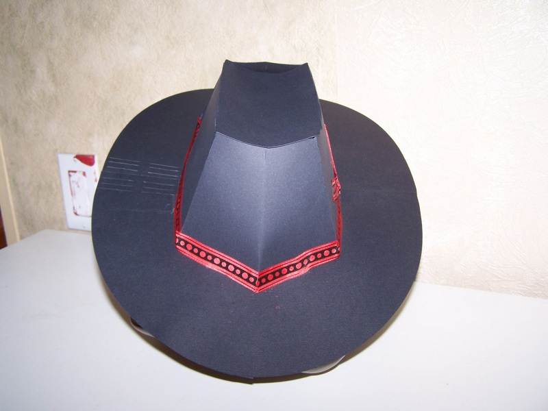 Cowboy Hat Cut Out Templates