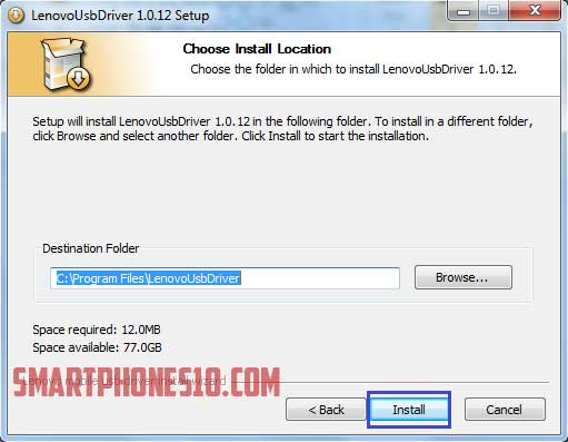 Cara Install Driver USB Lenovo Pada PC dan Laptop