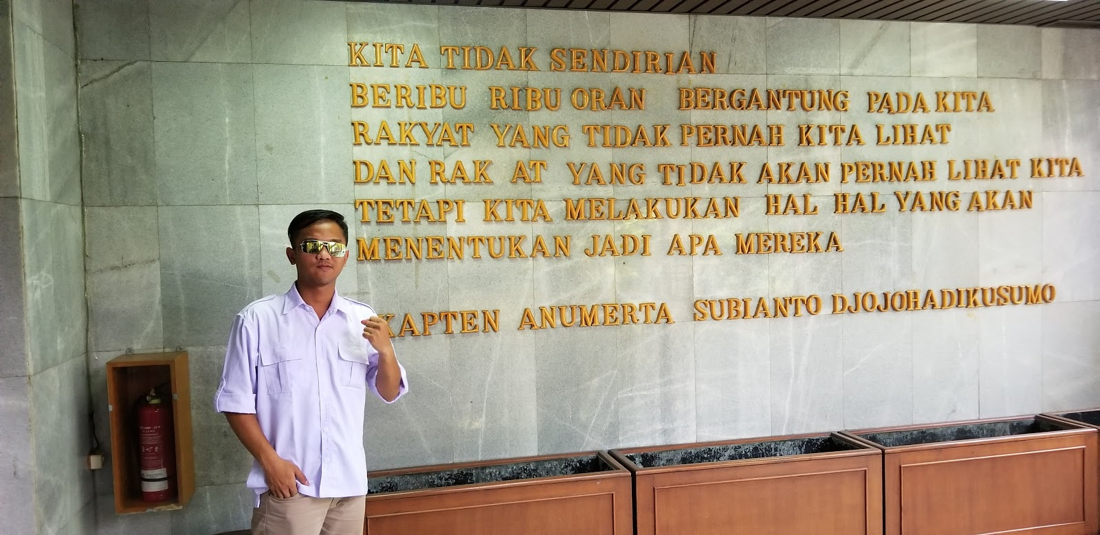 Kapten Anumerta Subianto Djojohadikusumo
